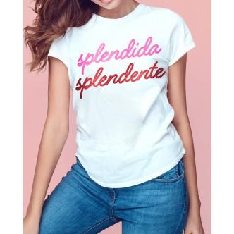 T-shirt AIEM SPLENDIDA...