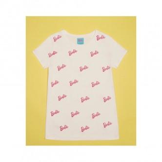 T-shirt Barbie mini logo